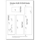KLB-10 Drill Guide