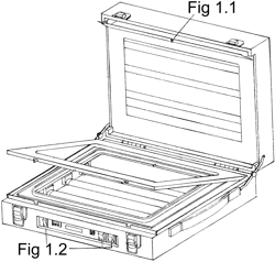 Kinsten KVB30D instructions Fig 1.